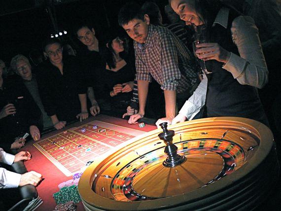 Emakina Night Roulette