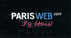 Paris Web 2009