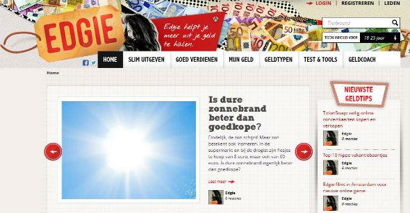 edgie-homepage