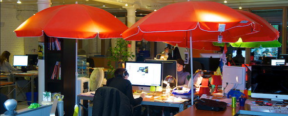 Emakina_Office_Parasols