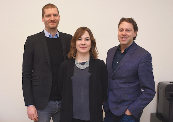 2_Richard von Yxkull, Erika Vestman, Joel Wahlstrom