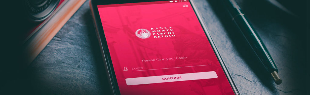 Banca Monte Paschi Belgio's First Banking App, by Emakina  