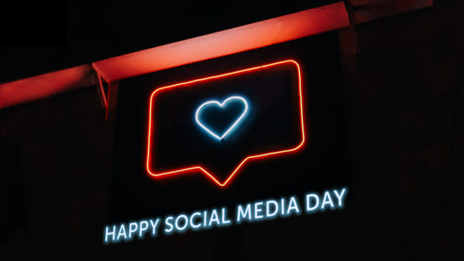 Happy Social Media Day!