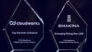 Emakina Group wins 2 of 7 Salesforce Middle East Partner Awards