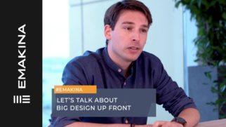 Big Design Up Front, Emergent Design, or somewhere in between?