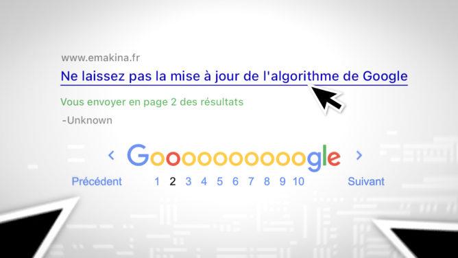 Google Page Experience : quand l'expérience utilisateur devient la nouvelle priorité des algorithmes