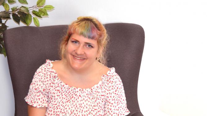 5 Fragen an … Praktikantin Patricia